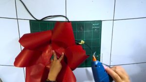 tempel kelopak DIY paper flower