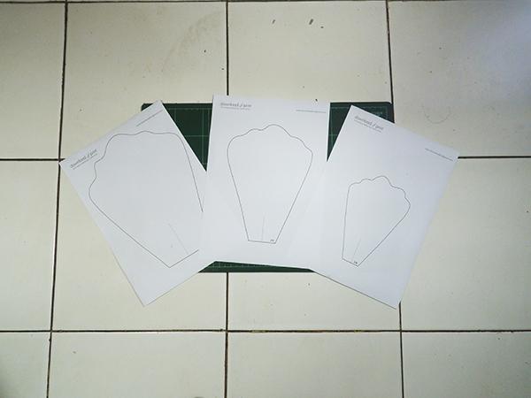 Cara Bikin Diy Paper Flower Instruksi Kreatif Indonesia